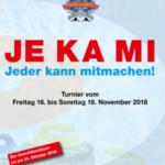 Einladung zum JEKAMI 2018 des Curling Club Limmattal